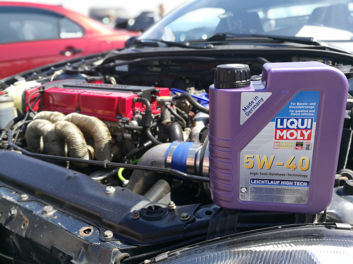 LIQUI MOLY LEIHTLAUF HIGH TECH Беларусь
