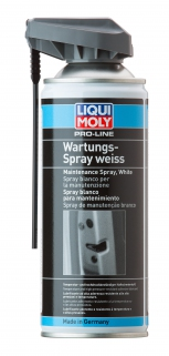 Смазка-спрей белая водостойкая Pro-Line Wartungs-Spray weiss 400мл