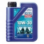 НС-синтетическое моторное масло для лодок MARINE 4T MOTOR OIL 10W-30