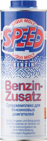Суперкомплекс для бензиновых двигателей Speed Benzin Zusatz