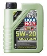 """Масло моторное синтетическое универсальное """"Liqui Moly Molygen New Generation"""" 5W-20"""