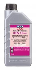 Антифриз красный Kuhlerfrostschutz KFS 12++