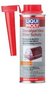Присадка для очистки сажевого фильтра Diesel Partikelfilter Schutz